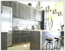 how do you stain kitchen cabinets grey kitchen cabinets ideas wpheroes co