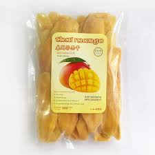 Mango King moylor thailand 500g dried mango king of thailand candied dried fruit