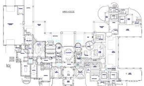 23 unique mansion blueprints house plans 42802