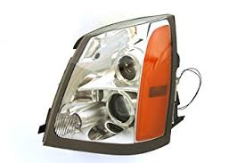 2004 cadillac srx headlight assembly amazon com genuine cadillac srx driver side headlight assembly