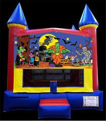 halloween moonwalk inflatable rentals in the atlanta ga area