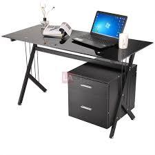Glass Top Computer Desks For Home 83 Best Computer Desk Images On Pinterest Computer Desks Office