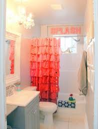 Curtain Ideas For Bathroom Colors 25 Best Cute Bathroom Ideas Ideas On Pinterest Cute Apartment