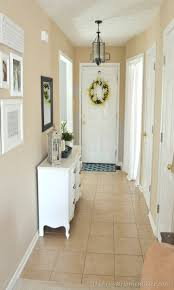 Bathroom Paint Colors Behr Entryway Before And After Beige To Greige With Behr Paint