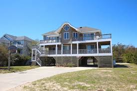 va whale outer banks rentals whalehead beach oceanside obx