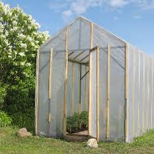 construire sa chambre de culture comment fabriquer une serre de jardin