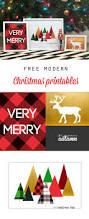 modern christmas printables modern christmas prints and autumn
