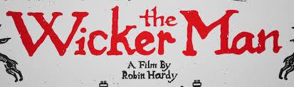 the wicker man screen print regular richard wells uk