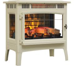 Infrared Quartz Fireplace by Duraflame Infrared Quartz Stove Heater With 3d Flame Effect