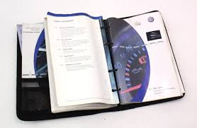2002 volkswagen jetta owners manual book booklet vw mk4 genuine