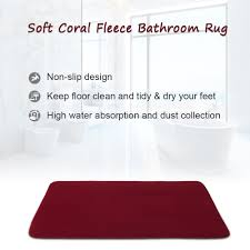 Cheap Bathroom Rugs And Mats by Online Get Cheap Shaggy Bathroom Rug Aliexpress Com Alibaba Group