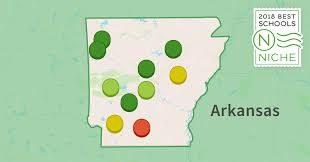 Show Me A Map Of Arkansas 2018 Best Districts In Arkansas Niche