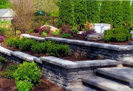 Garden Wall Systems by Bedroom Excellent Modern Looking Retaining Wall Blocks