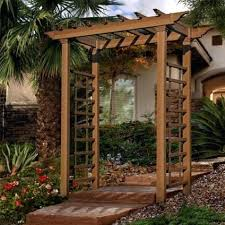 wedding arches plans wood arbor wood arbor new deluxe lattice wood wedding arbor plans