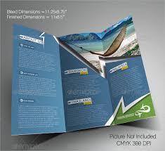 37 tri fold brochure templates free u0026 premium download