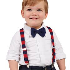 and bow tie set by mud pie