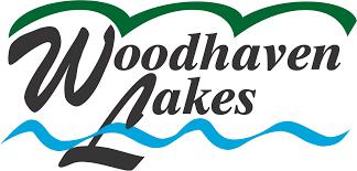 woodhaven lakes map woodhaven lakes recreational cing resort