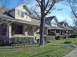 craftsman bungalow style
