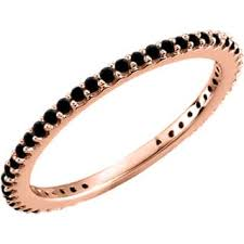 black diamond wedding band black women s wedding bands bridal wedding rings for less