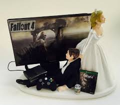 xbox cake topper gamer addict wedding cake topper gamer and groom xbox