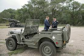 old military jeep from world war ii to today a veteran and his restored jeep wsj
