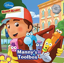 meet pat disney handy manny book walt disney company