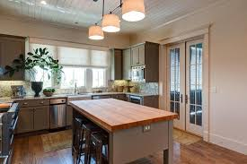 freestanding kitchen island design ideas