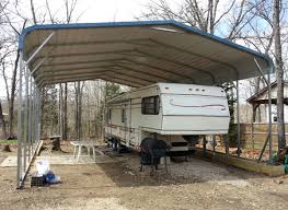 Metal Awnings For Sale Buy Rv Metal Carports To Protect Your Mobile Home Great Prices