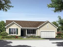 Yorkville Home Design Center Carrington Floor Plan In Windett Ridge Calatlantic Homes