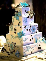 square cake square wedding cakes cake ideas inside weddings