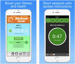 Challenge Breathing Breathing Challenge App Review Ios Version Deeperblue