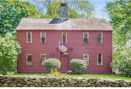 Saltbox Colonial 1702 Saltbox Southport Ct 598 000 Old House Dreams