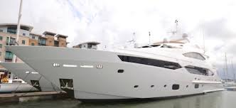 sold from 40 feet to 40 metres sunseeker poole excels this