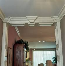 decorating enchanting home depot crown molding with white sheer