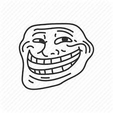 U Mad Meme Face - emotion funny happy meme reaction smile u mad bro icon icon