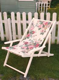 one of our later deckchairs this one was primed and painted