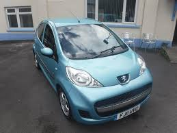used 2011 peugeot 107 envy special edition only 20 road tax