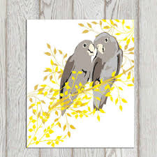 free printable bird wall art shop foliage wall art on wanelo