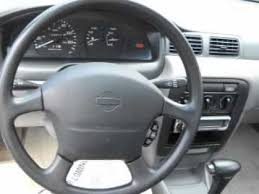1997 Nissan Sentra Interior 1995 Nissan Sentra Lynnwodd Wa Youtube