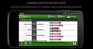 free tv apps for android phones live football for free using the best free