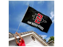san diego state alumni license plate frame mountain west conference