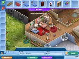 house design virtual families 2 virtual families 2 our dream house gamehouse