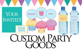 party goods collections never forgotten designs