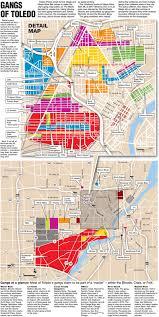 toledo ohio map the blade obtains toledo department s territorial
