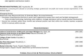 Sample Ceo Resume by Non Profit Ceo Resume Samples Reentrycorps