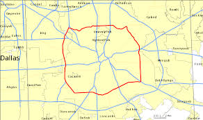 Dallas Map by Texas State Highway Loop 12 Wikipedia