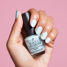gelato on my mind nail lacquer opi