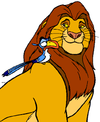mufasa clipart lion king pencil color mufasa clipart lion