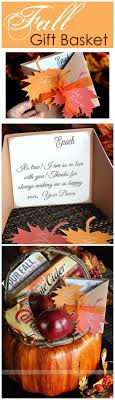 fall gift basket ideas 70 inexpensive diy gift basket ideas diy gifts page 12 of 14