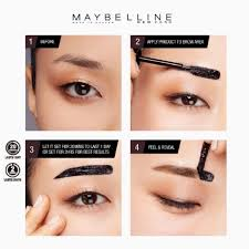 tattoo eyebrows by maybelline maybelline fashion brow tattoo gel tint mayflor and me online